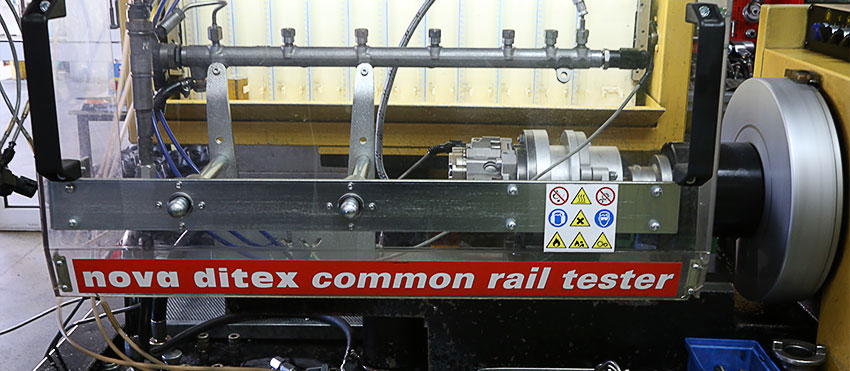 Common rail servis